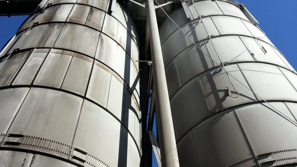 Bulk Dry & Liquid Storage Design 3-min