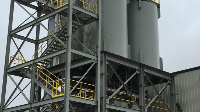 Bulk Dry & Liquid Storage Design 5-min